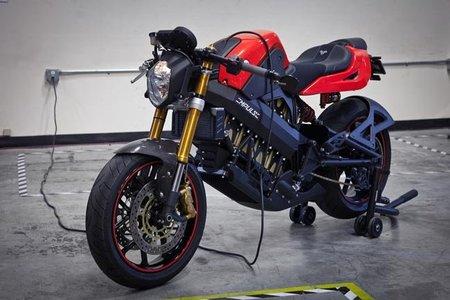 Brammo Empulse, la primera Superbike eléctrica que saldrá al mercado