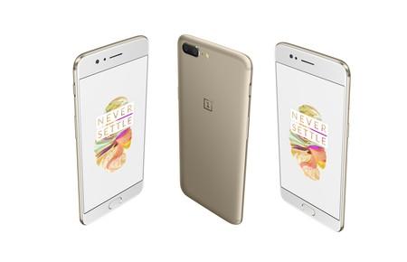 La familia OnePlus 5 crece: el modelo Soft Gold ya está disponible