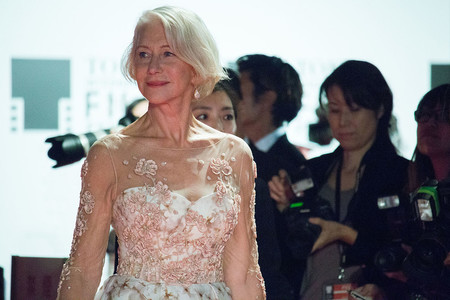 Helen Mirren Woman In Gold At Opening Ceremony Of The 28th Tokyo International Film Festival 22405387496