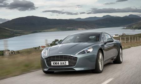 Aston Martin confirma un futuro Rapide eléctrico