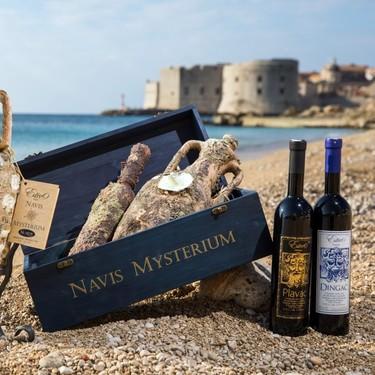 La nueva moda vinícola: vinos añejados en barriles submarinos