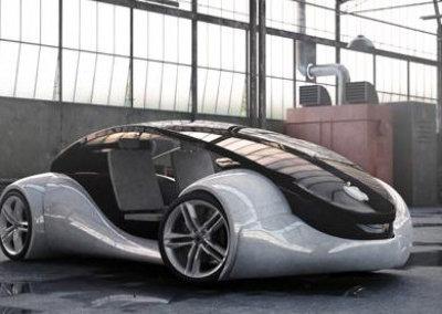 ¿Cómo será estéticamente el Apple Car?