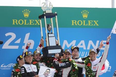 Le Mans Victoria Toyota