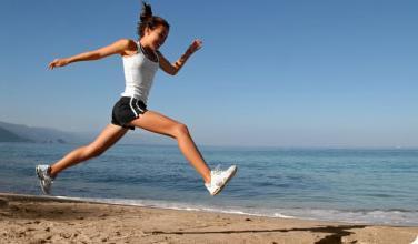 Evitar resfriados haciendo deporte