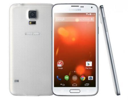Galaxy S5 GPE