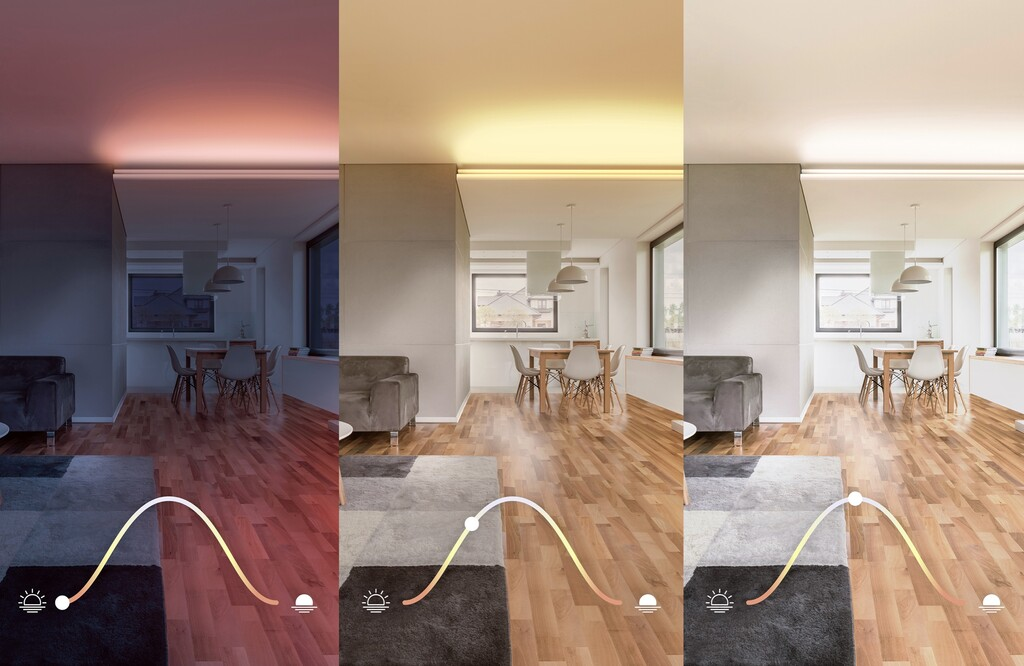La Eve Light Strip se actualiza para ser compatible con el Adaptative Lightning de iOS™ 14