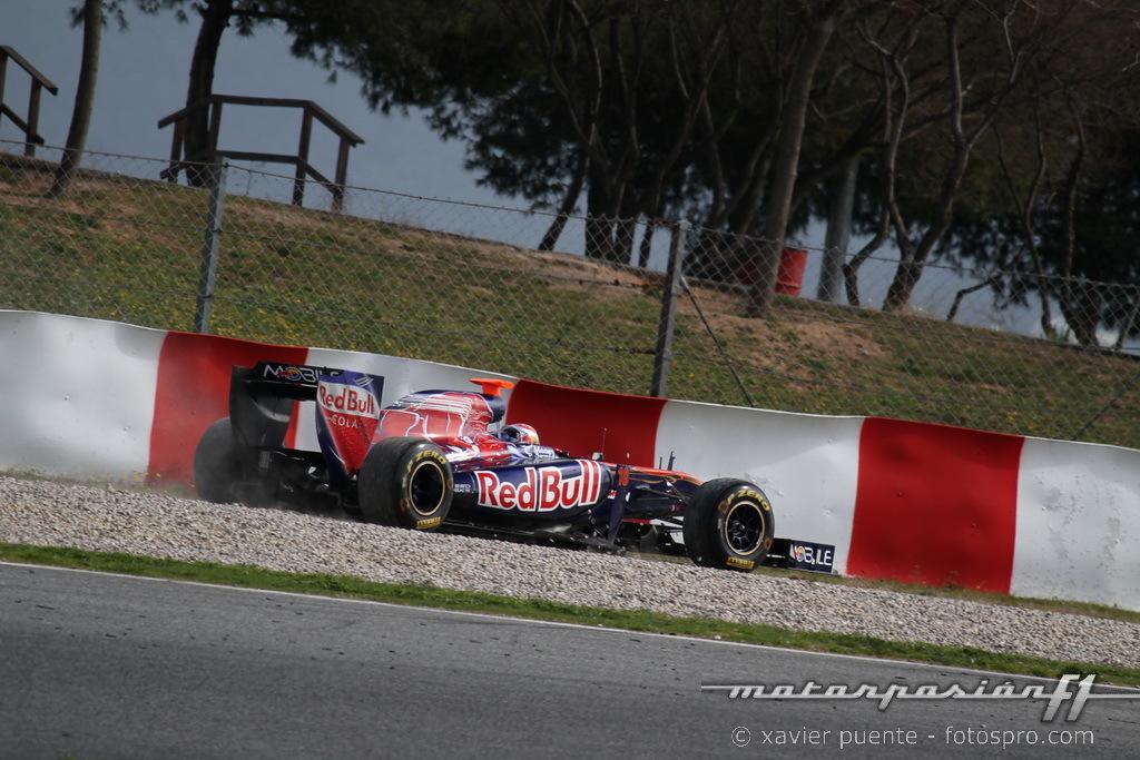Foto de Entrenamientos Pretemporada 2011 - Circuit de Catalunya (II) - Miercoles (37/50)
