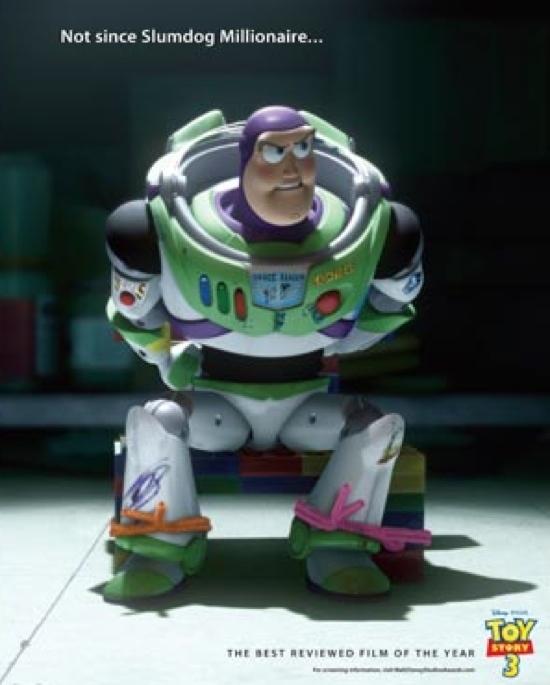 Foto de 'Toy Story 3', carteles para los Oscars (8/15)