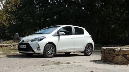 Toyota Yaris 110 20
