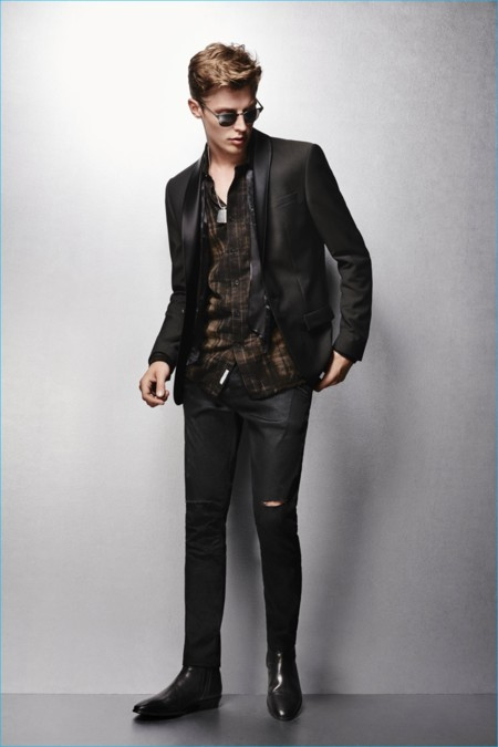 River Island 2016 Christmas Mens Collection Lookbook 010