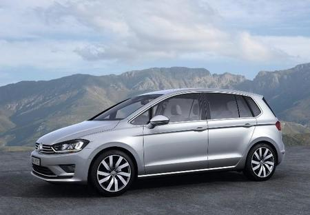 Frankfurt 2013: Volkswagen Golf Sportsvan Concept - El enésimo Golf