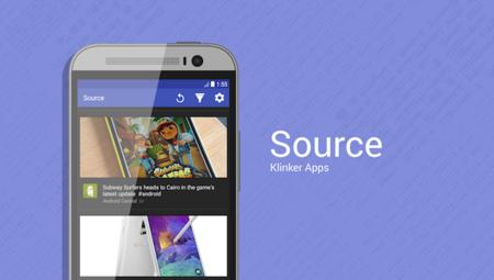 Source Reader, un nuevo lector llega de la mano de Klinker Apps