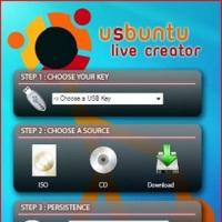 """uSbuntu Live Creator: crear fácilmente un """"USB live"""" de Ubuntu desde Windows"""