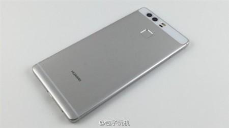 Diseño del Huawei P9