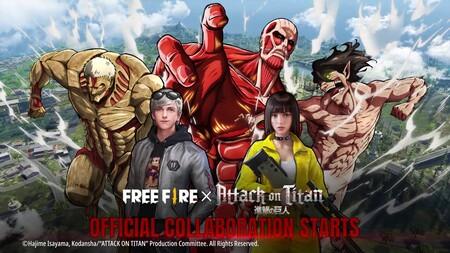 Códigos Free Fire: aquí tienes todos los códigos y recompensas gratis del 12 de abril
