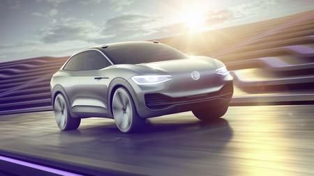 Volkswagen Id Crozz Concept 5