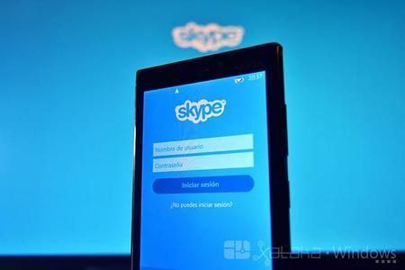 Skype dice que no seguirá dando actualizaciones para su aplicación en Windows Phone 7