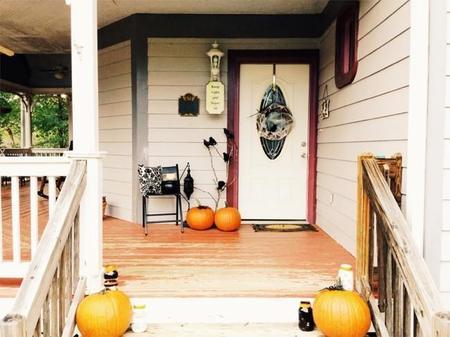 Algunas buenas ideas para decorar la entrada de tu casa en halloween - Decorar la entrada de casa ...