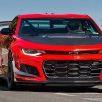El Chevrolet Camaro ZL1 1LE es el segundo auto americano más rápido alrededor del en Nürburgring