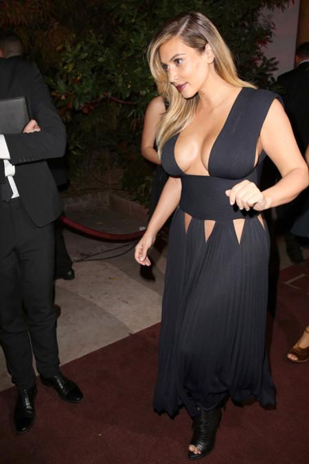 Kim Kardashian look Halloween