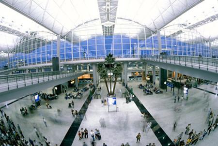 Los 10 mejores aeropuertos del 2008