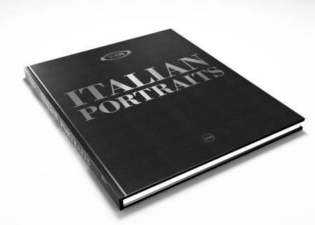 Italian Portraits, el libro más sofisticado de Tod's
