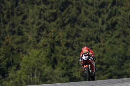 Alcoba Austria Moto3 2021