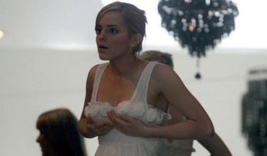 Emma Watson, sensualidad a flor de piel