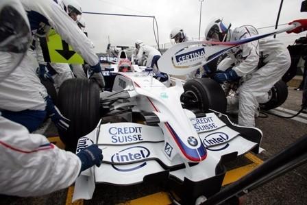 BMW Sauber presentará una gran novedad técnica en Monza