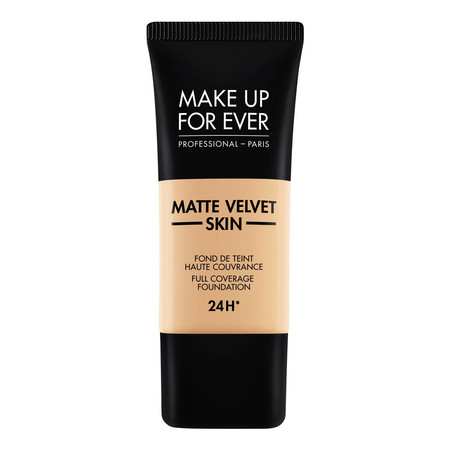MAKE UP FOR EVER Matte Velvet Skin Base de maquillaje fluida mate