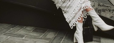 Siete zapatos de novia para bodas de invierno con los que dar el 'sí, quiero' sin una gota de frío