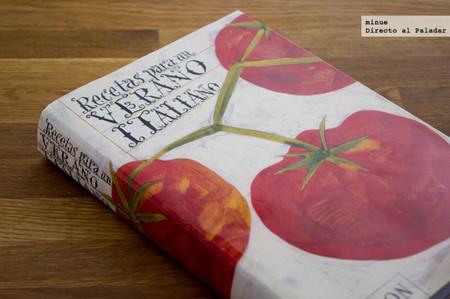 Libro de recetas para un verano italiano