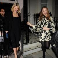 Gwyneth Paltrow y Stella McCartney, la bella ¿y la bestia?