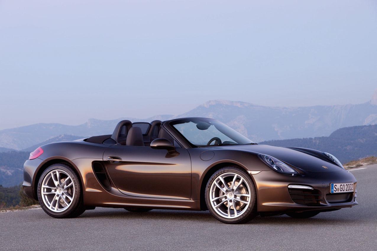 Foto de Porsche Boxster 2013  (2/7)