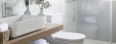 Tendencias en baños para hacer la reforma perfecta y que no pase de moda