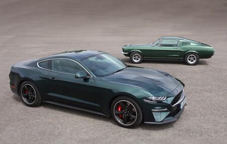 Ford Mustang Coupe Mas Vendido Del Mundo