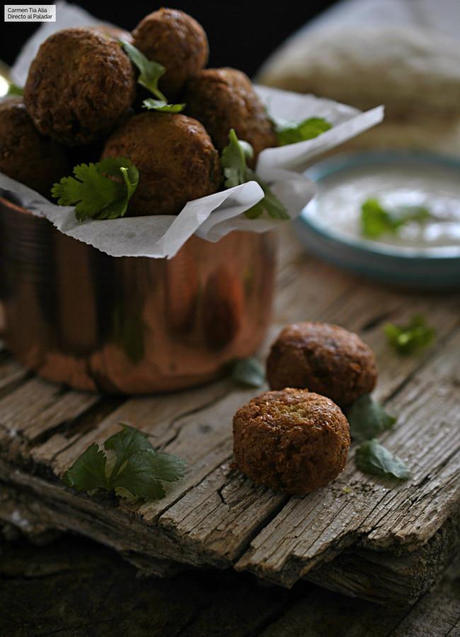 Cómo hacer falafel casero: receta fácil y deliciosa