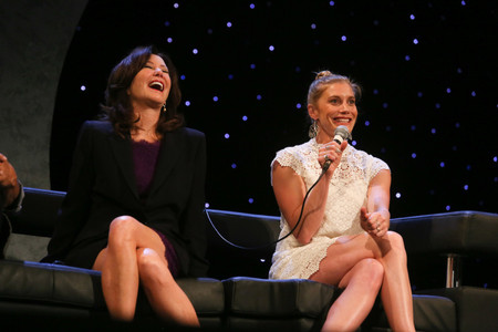 Battlestar Galactica Reunion Cast Panel 10