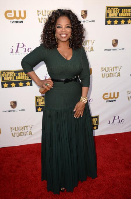 Oprah Winfrey Critics Choice Awards 2014