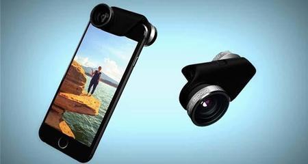 Olloclip presenta sus lentes para el iPhone 6