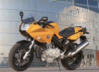 BMW F800S ¡bicilíndrica!