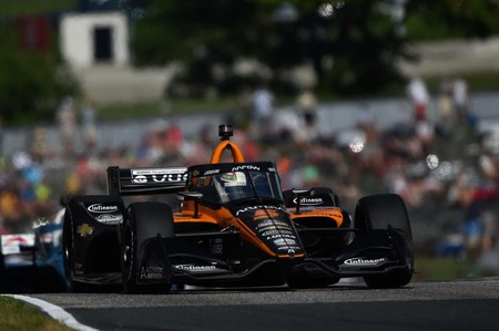 O Ward Road America Indycar 2020 2