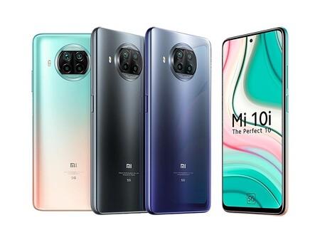 """Xiaomi Mi 10i: el 5G y los 120 Hz se complementan con 108 megapixeles para lo """"nuevo"""" de Xiaomi en la gama media-alta"""