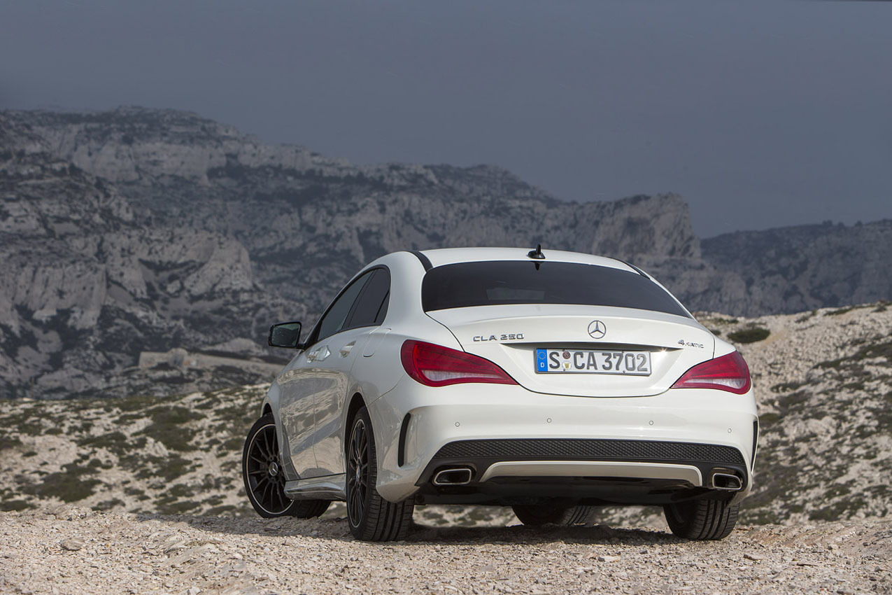 Foto de Mercedes-Benz Clase CLA (Saint-Tropez) (42/51)