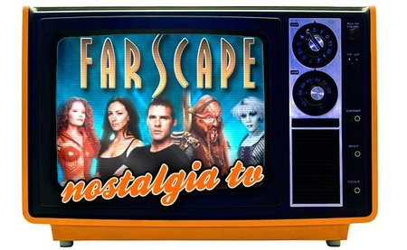 'Farscape', Nostalgia TV