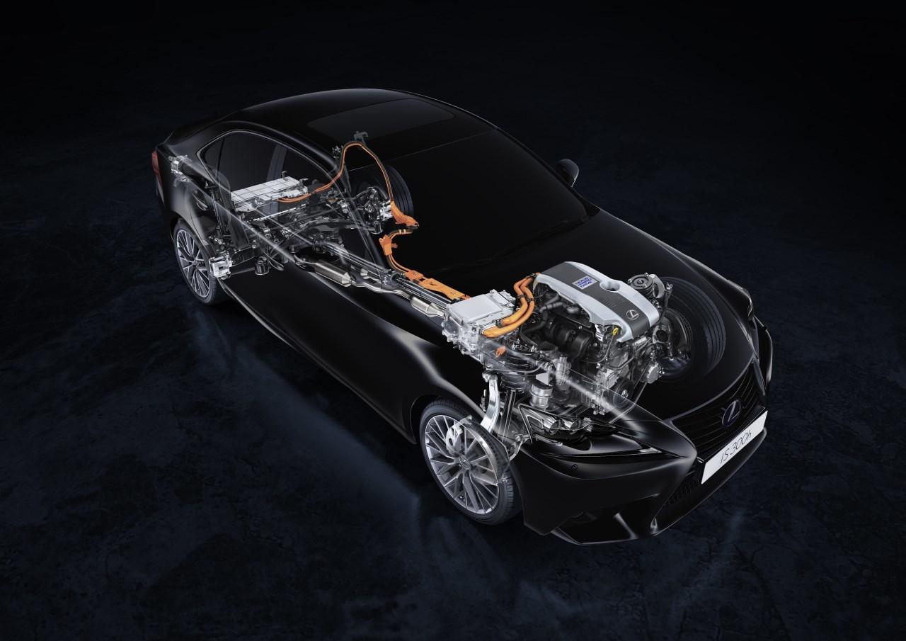 Foto de Lexus IS 300h (39/53)