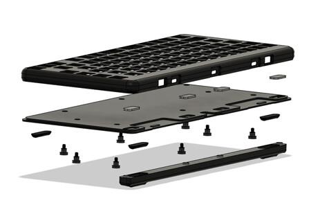 System76 quiere hacer el teclado mecánico perfecto: será personalizable y, sobre todo, Open Source