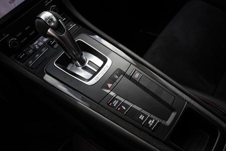 Porsche 911 GT2 RS caja cambios