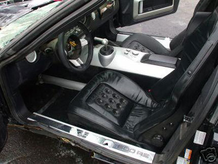 Dolorpasión en estado puro: 2007 Ford GT Roush 600RE destrozado
