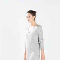 Vestidos de punto, una opción diferente para tus outfits invernales
